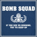 Bomb Squad Mom