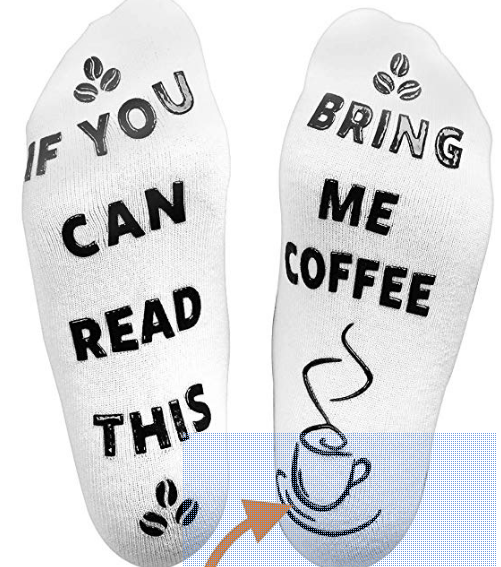 Screenshot_2019-11-03 Amazon com If You Can Read This Bring Me Coffee Socks (Coffee Black) - luxury socks for Mom, Dad, fam[...]